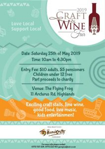 Craft & Wine Fair @ The Flying Frog