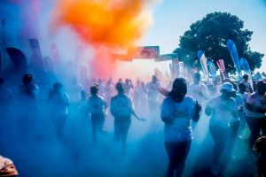 Spar Rainbow Run @ Borrowdale Race Course