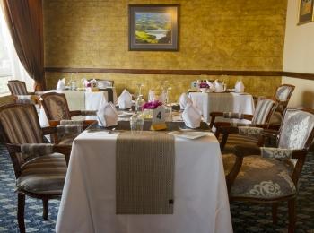 The Parkview Brasserie (Monomotapa Hotel)
