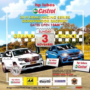 Hp Lubes Castrol 2019 Drag Racing Grand Finale @ Donybrook