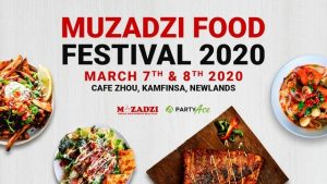 Food Festival @ Cafe Zhou,Kamfinsa, Newlands
