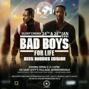 Bad Boys For Life (Best Buddies Edition) @ SK Sam Levy Village